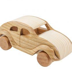 Wooden Car – VW Beetle