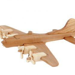 Wooden Airplane – Boeing B-17