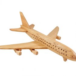 Wooden Plane- Airbus