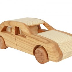 Wooden Car – Mercedes Benz