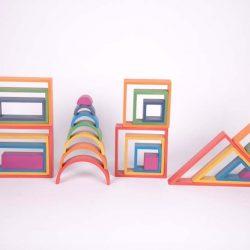 Rainbow Architect Set – Pk28