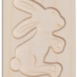 Wooden Mold – Bunny